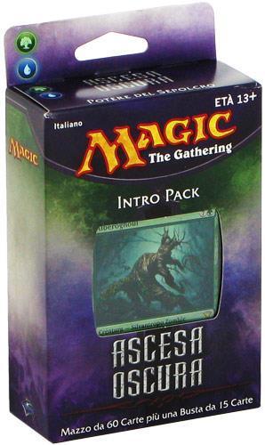 WOTC Magic Ascesa Oscura intro pack Potere del Sepolcro (IT) - 4 dd7fd6af2596