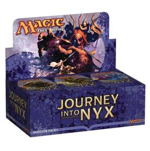 Magic. Viaggio Verso Nyx. Box 36 Buste Ed. Italiana - 2