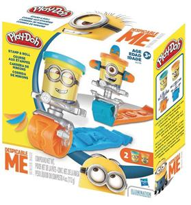 Minions. Stamp & Roll - 2