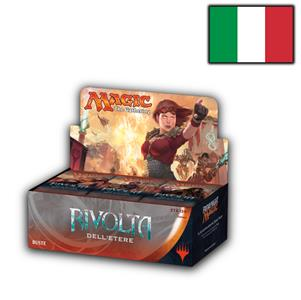 Magic The Gathering. Rivolta dellEtere. Box 36 Buste. Ed. Italiana