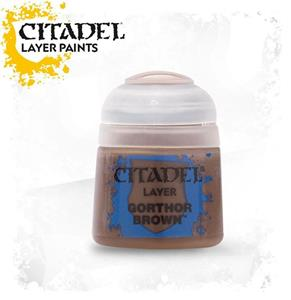 Citadel Layer. Gorthor Brown