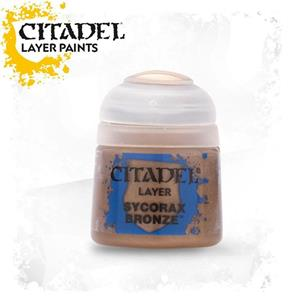 Citadel Layer. Sycorax Bronze