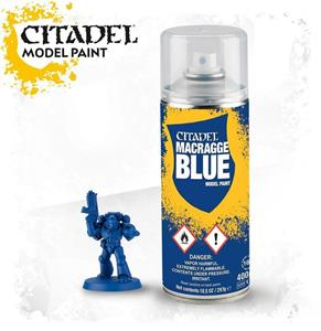 Macragge Blue. Citadel Spray