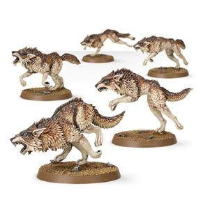 Games Workshop Warhammer SPACE WOLVES FENRISIAN WOLF PACK (53-10)