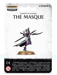 Daemons of Slaanesh. The Masque
