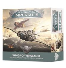 Games Workshop Aeronautica Imperialis: Wings of Vengeance Gioco di guerra Adulti e bambini