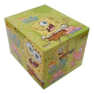 Spongebob Merlin Box 50 Bustine Figurine