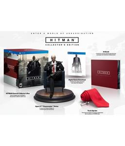 Hitman Collector's Edition - PS4 - 2