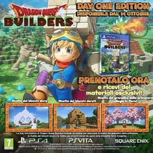 Dragon Quest Builders Day One Edition - PS4 - 3
