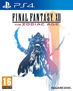 Final Fantasy XII: The Zodiac Age. Day One Edition - PS4
