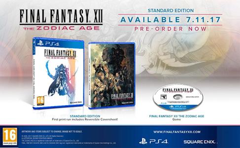 Final Fantasy XII: The Zodiac Age. Day One Edition - PS4 - 4