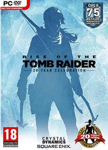 Rise of the Tomb Raider: 20 Year Celebration con Artbook - PC