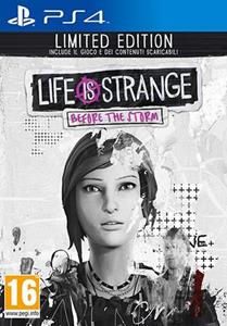 Life is Strange: Before the Storm Ltd Ed - PS4