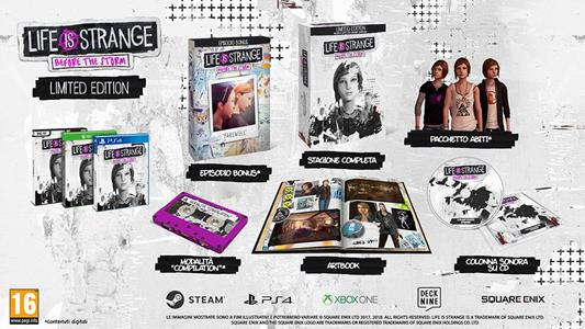 Life is Strange: Before the Storm Ltd Ed - PS4 - 2