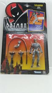 Batman. The Animated Series. Action Figure: Catwoman + Accessori