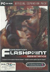 Operation Flashpoint: Between The Lines