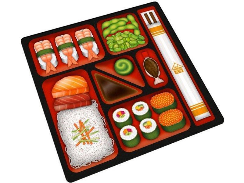 Tagliere Da Cucina Design Sushi In Vetro Temperato 30X30X0 ...