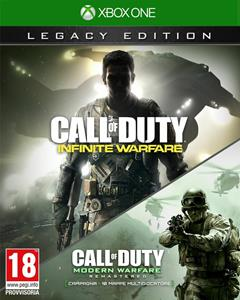 Call of Duty: Infinity Warfare Legacy Edition - XONE