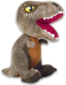 Jurassic World Peluche 22cm T-Rex Soft Plush Toy