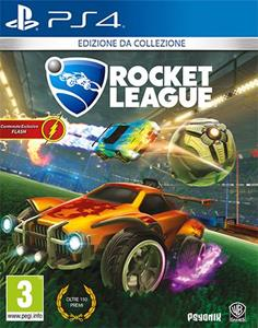Rocket League: Collector's Edition - PS4