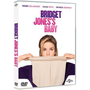 Bridget Jones's Baby (DVD) di Sharon Maguire - DVD