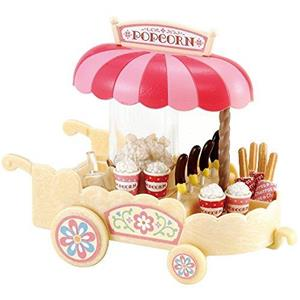 Sylvanian Families Carretto Pop-Corn-Pop Corn Cart 4610