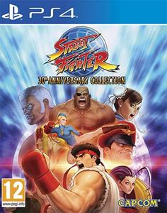 Street Fighter 30esimo Ann. Collection - PS4