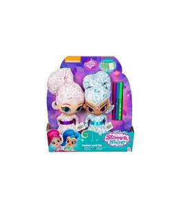 Shimmer And Shine Colora E Vai