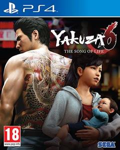 Yakuza 6:The Song of Life - PS4