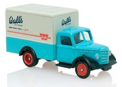 Corgi Days Gone 30cwt Truck Wall's Ice Cream Diecast Metal