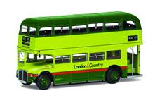 Routemaster Aec Type Rm London & Country Route 406 Bus 1:76 Model OM46313A