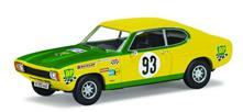 Ford Capri 2300gt Mk1 #93 6th T.de France 1969 J-Fr. Piot / J. Behra 1:43 Model VA13312