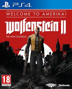 Wolfenstein 2. The New Colossus - PS4 - 2