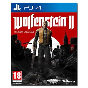 Wolfenstein 2. The New Colossus - PS4 - 5