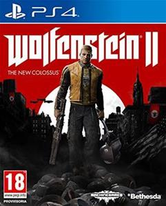 Wolfenstein 2. The New Colossus - PS4 - 4