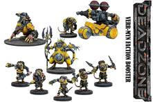 Deadzone Verr-Myr Faction Booster Set Miniature Gioco Da Tavolo