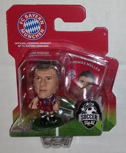 Soccerstarz. Bayern Munich Thomas Muller. Home Kit 2015 V