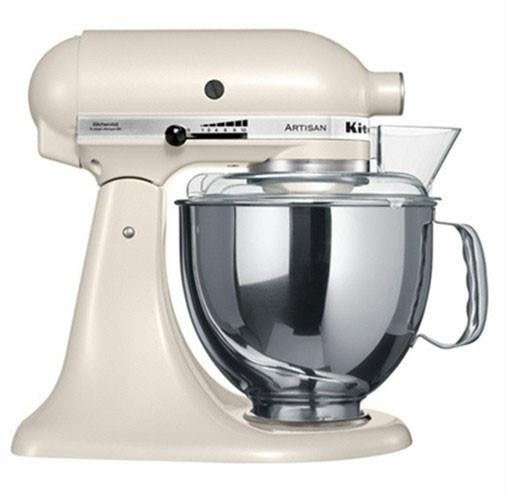 KitchenAid Artisan robot da cucina 4,8 L Beige 300 W - KitchenAid ...