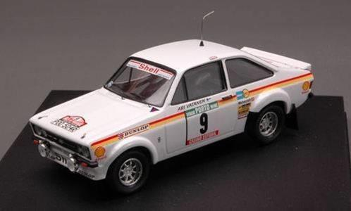 Ford Escort Mkii Rally.Portugal 77