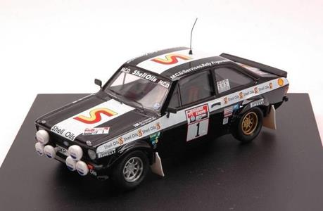 Ford Escort Mkii Shell Olio Rally