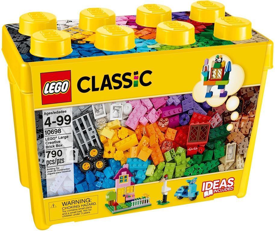 LEGO (10698). Scatola mattoncini creativi grande - LEGO - Classic