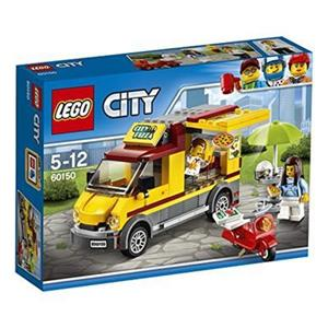 LEGO City Great Vehicles (60150). Furgone delle pizze - 2