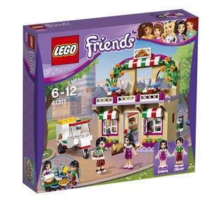 LEGO Friends (41311). La pizzeria di Heartlake - 6