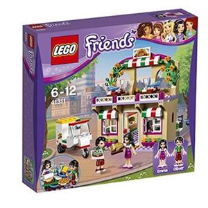 LEGO Friends (41311). La pizzeria di Heartlake - 5