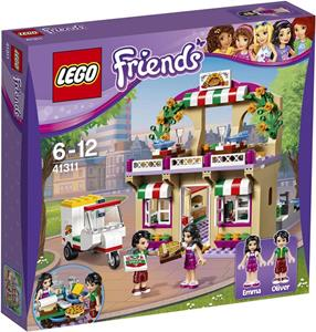 LEGO Friends (41311). La pizzeria di Heartlake - 4