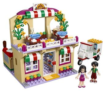 LEGO Friends (41311). La pizzeria di Heartlake - 7