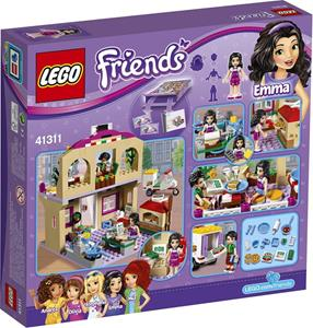 LEGO Friends (41311). La pizzeria di Heartlake - 10