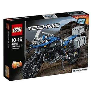 LEGO Technic (42063). BMW R 1200 GS Adventure - 4