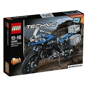 LEGO Technic (42063). BMW R 1200 GS Adventure - 2