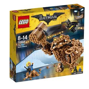 LEGO Batman Movie (70904). L'attacco splash di Clayface - 6